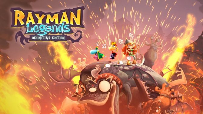 تماشا کنید: تاریخ عرضه Rayman Legends Definitive Edition برای نینتندو سوییچ مشخص شد