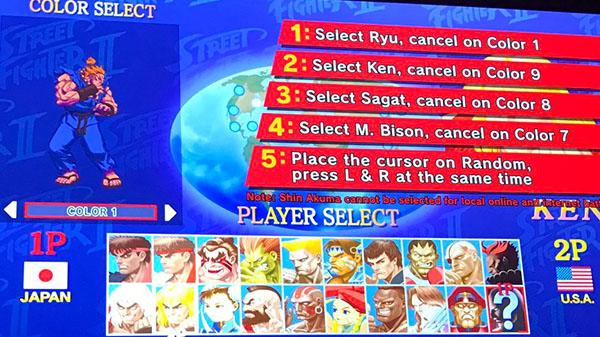 شخصیت Shin Akuma در عنوان Ultra Street Fighter II: The Final Challengers قابل بازی است
