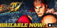 Street Fighter 4: Champion Edition برروی IOS منتشر شد