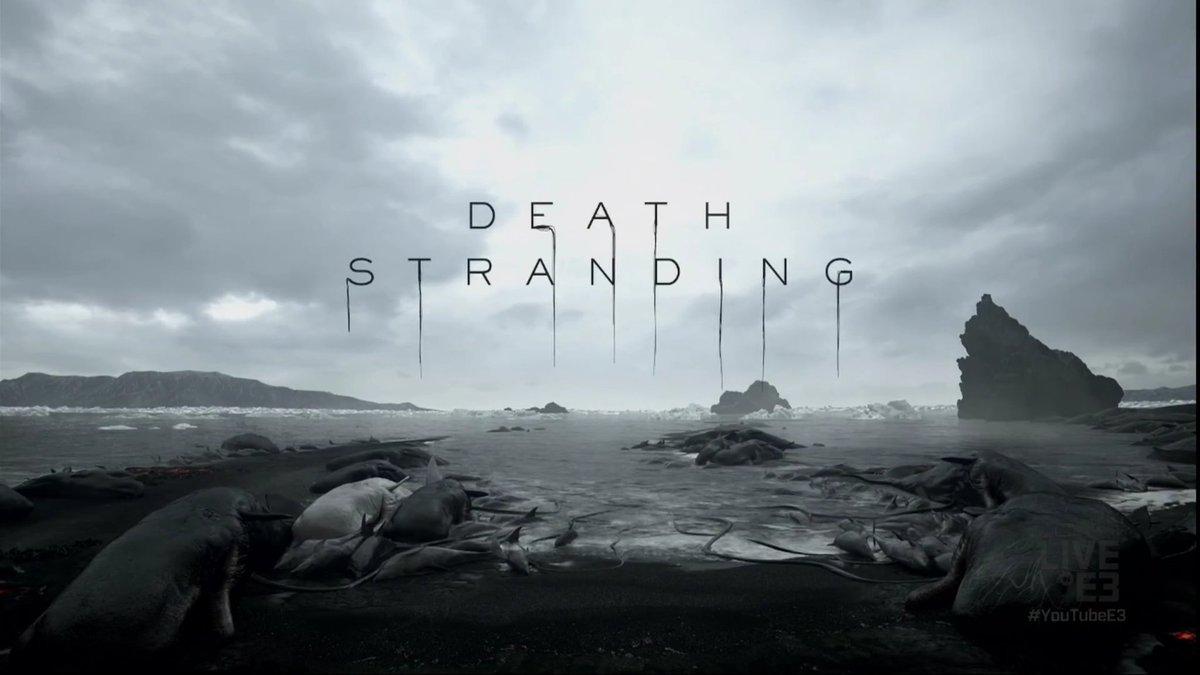 احتمالاً کوجیما در حال کار برروی تریلری جدید از Death Stranding است