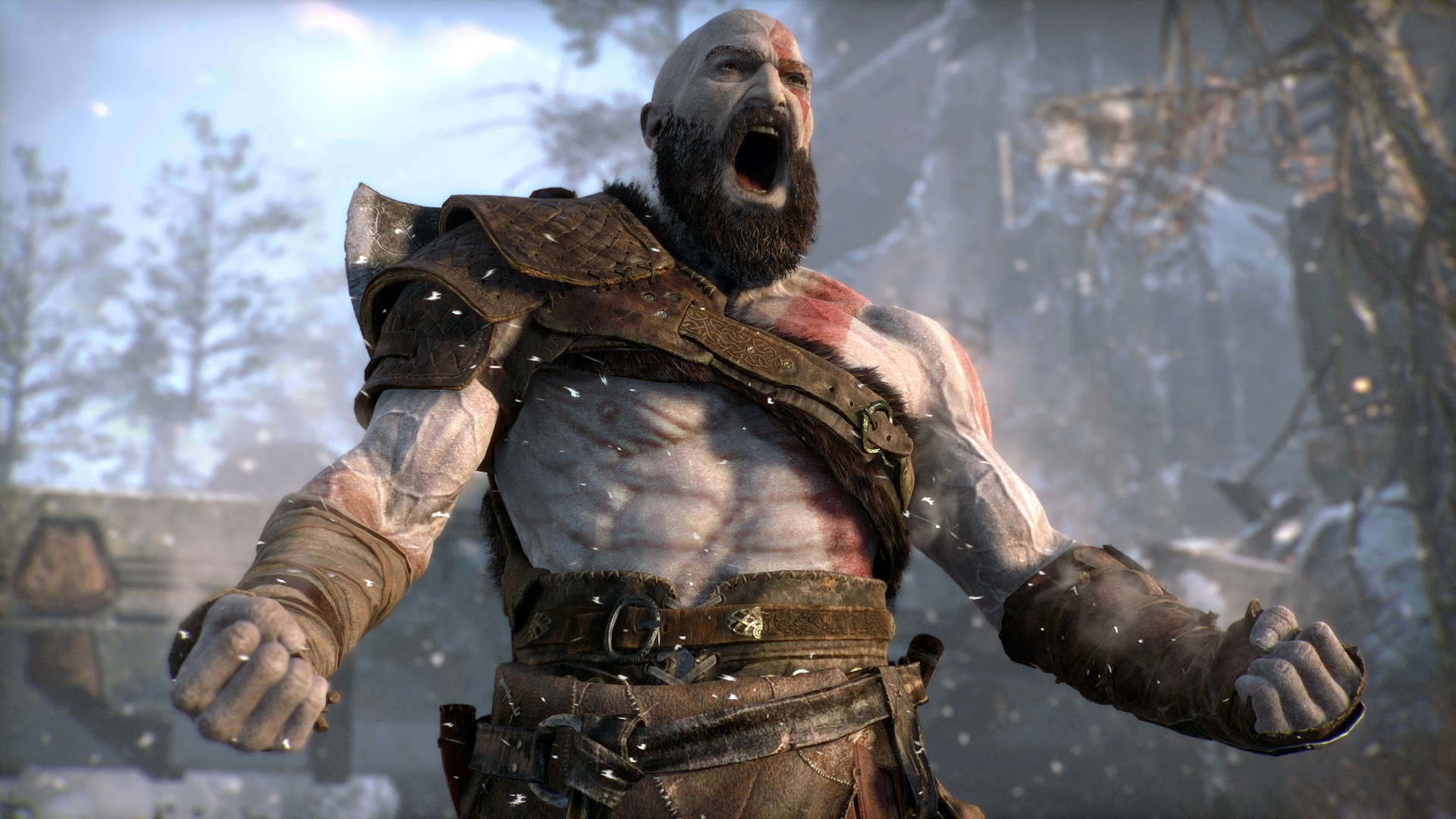 در God of War شاهد همکاری پویا بین کریتوس و پسرش در مبارزات خواهیم بود