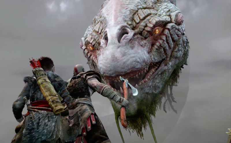 عنوان جدید god of war داستان این سری بازی را رها نخواهد کرد