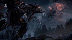 محتوای گسترش دهنده The Frozen Lands بازی Horizon: Zero Dawn، ممکن است براساس پارک ملی Yellowstone ساخته شده باشد