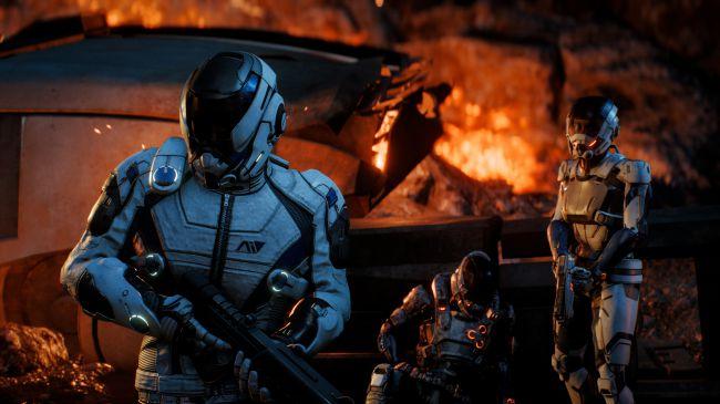 حذف قفل Denuvo از عنوان Mass Effect Andromeda در جدیدترین بهروزرسانی این بازی