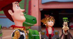 ویژگیهای بصری دنیای Toy Story در عنوان Kingdom Hearts III پیکسار را شگفتزده نمود