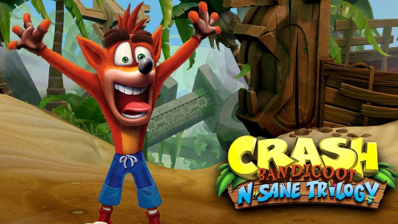 جدول فروش هفتگی بریتانیا| Crash Bandicoot N. Sane Trilogy در صدر ماند