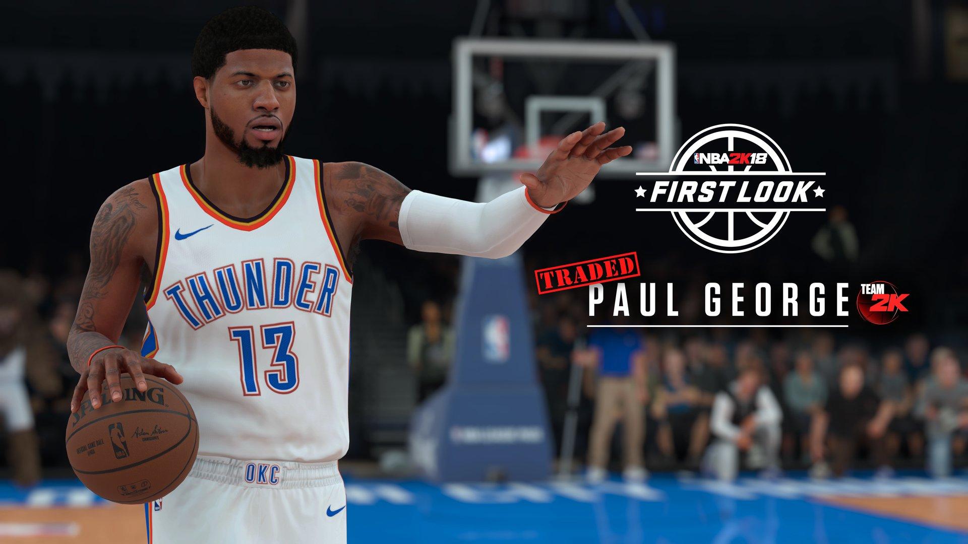 هماکنون امکان پیشدانلود NBA 2K18 وجود دارد