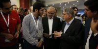 وزیر فرهنگ و ارشاد اسلامی : از حضور در TGC احساس غرور کردم