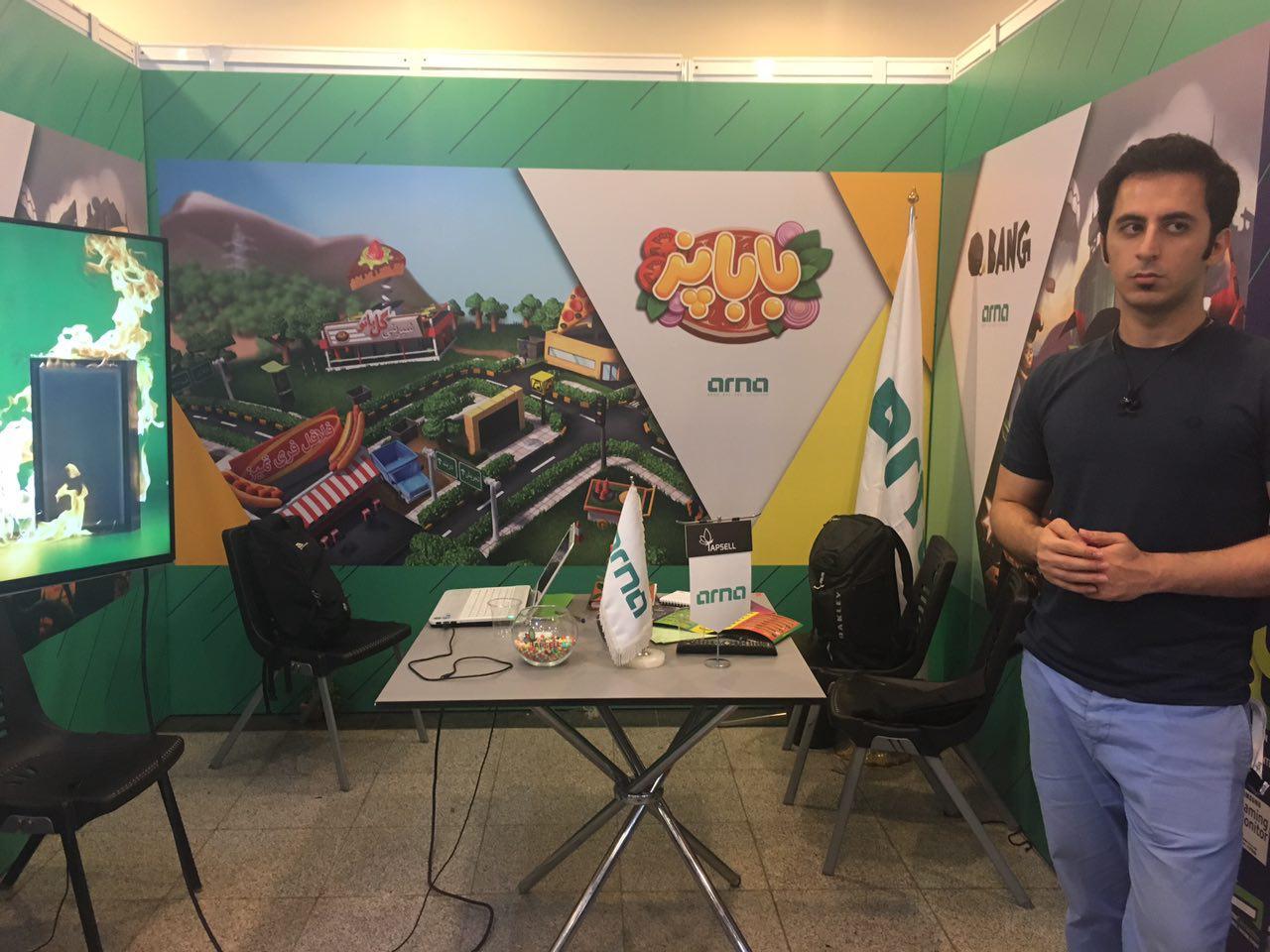 TGC 2017 | مصاحبه با سازندگان عنوان «کیوبنگ»