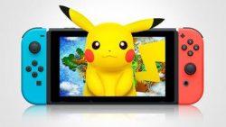 شایعه: بازی Pokemon نینتندو سوییچ با موتور آنریل انجین 4 ساخته میشود