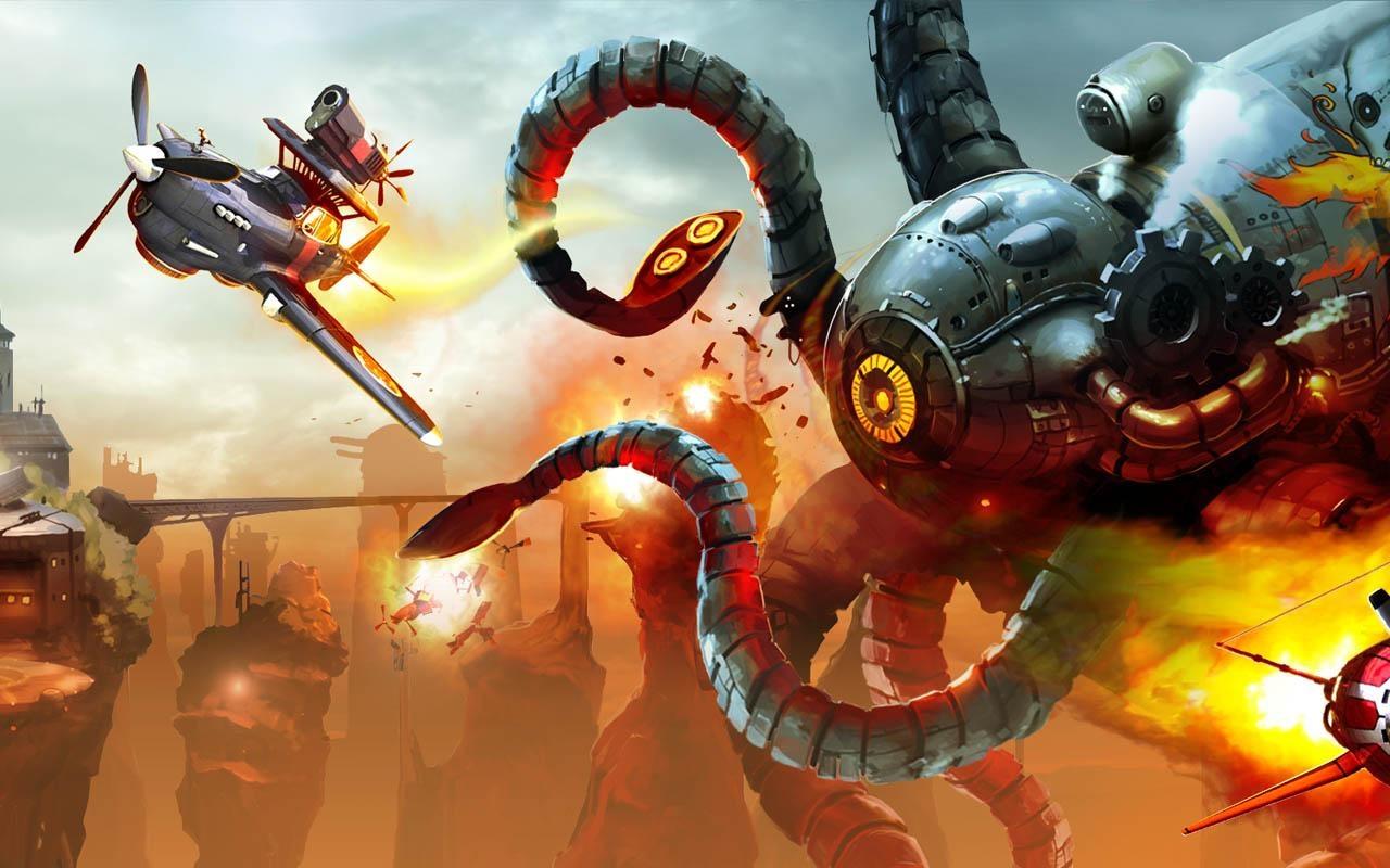 تاریخ انتشار بازی Sine Mora EX اعلام شد