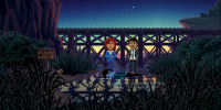 تماشا کنید: تاریخ انتشار بازی Thimbleweed Park برای پلیاستیشن ۴ مشخص شد