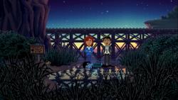 تماشا کنید: تاریخ انتشار بازی Thimbleweed Park برای پلیاستیشن 4 مشخص شد