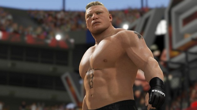 عرضهی نسخهی نینتندو سوئیچ WWE 2K18 تایید شد