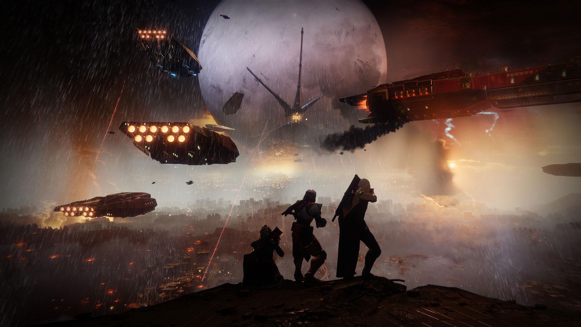 حجم نسخهی ایکسباکس وان Destiny 2 مشخص شد