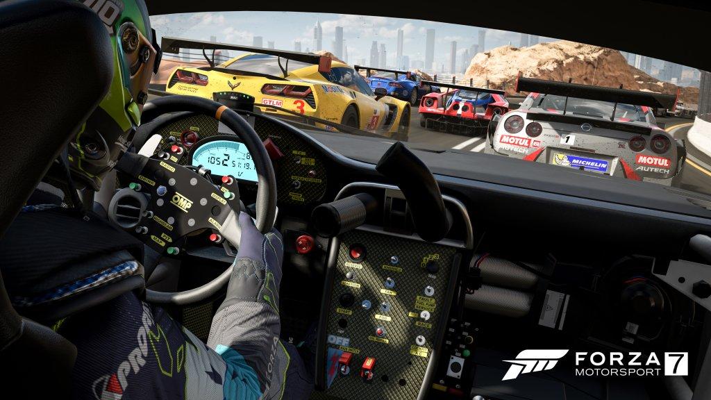 سومین لیست از اتومبیلهای موجود در Forza Motorsport 7 منتشر شد   ژاپنیها به صف!