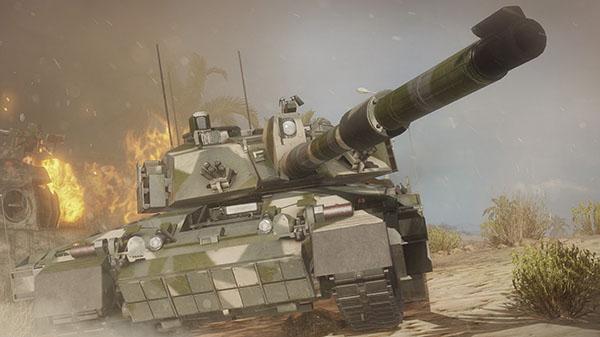 عنوان Armored Warfare اوایل سال ۲۰۱۸ به پلیاستیشن ۴ میآید