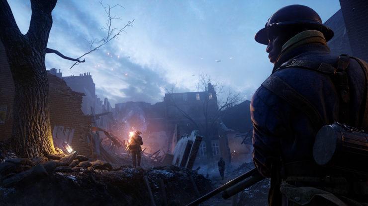 Battlefield 1 به زودی از HDR پشتیبانی میکند