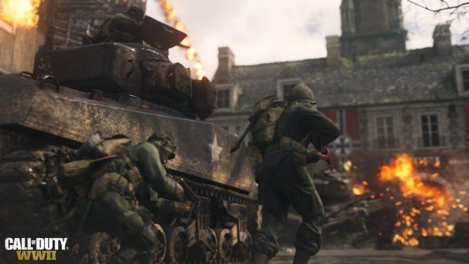 بتای خصوصی Call of Duty: WW2 برروی رایانههای شخصی نیز منتشر میشود