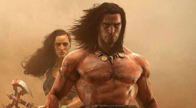 Conan Exiles هماکنون در دسترس ایکسباکس وان است   بسته الحاقی بازی منتشر شد