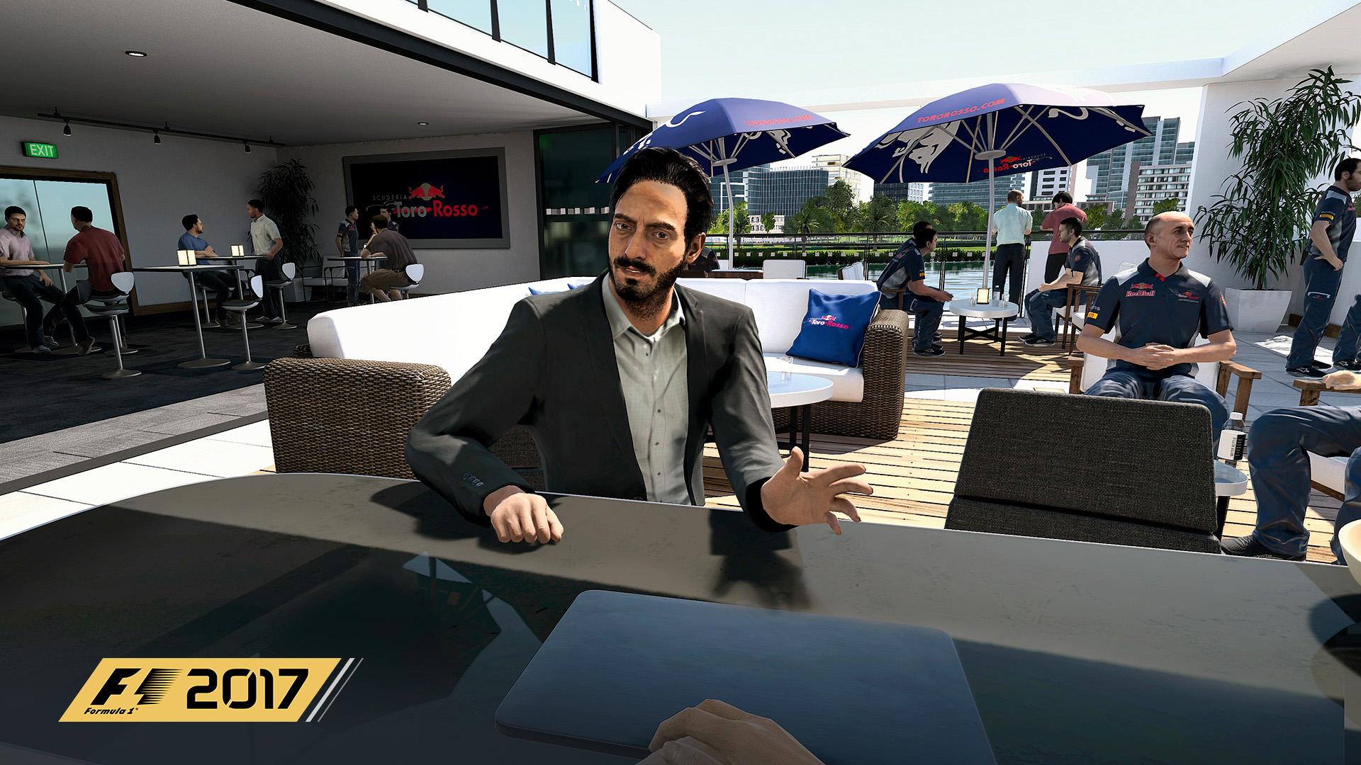 تصاویری جدید از بازی F1 2017 منتشر شد