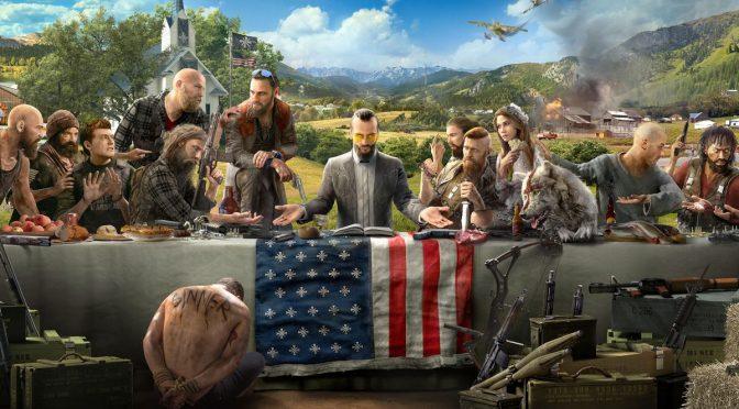 تماشا کنید: نمایش ۹ دقیقهای از گیمپلی FarCry 5