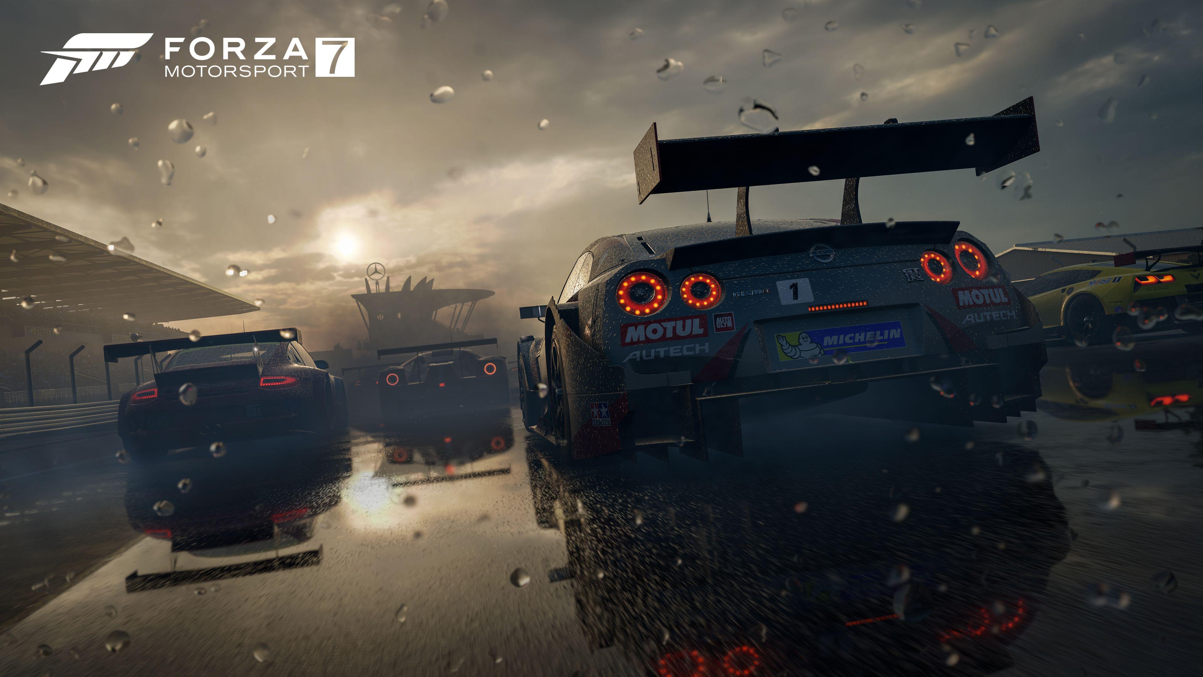 سیستم موردنیاز Forza Motorsport 7 بهصورت رسمی اعلام شد