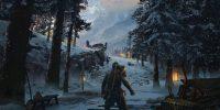 تصاویر هنری جدیدی از عنوان God of War منتشر شدند