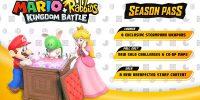سیزنپس عنوان Mario + Rabbids Kingdom Battle معرفی شد