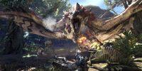 تماشا کنید: ۱۴ دقیقه از گیمپلی عنوان Monster Hunter World منتشر شد