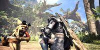 تماشا کنید: ویدیوی گیمپلی جامعی از بازی Monster Hunter World منتشر شد
