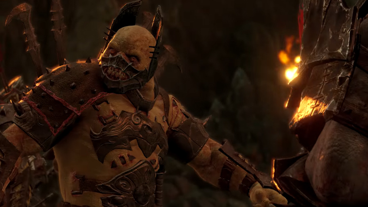 Gamescom 2017   تریلر تازهای از Middle-earth: Shadow of War + معرفی باندل جدید
