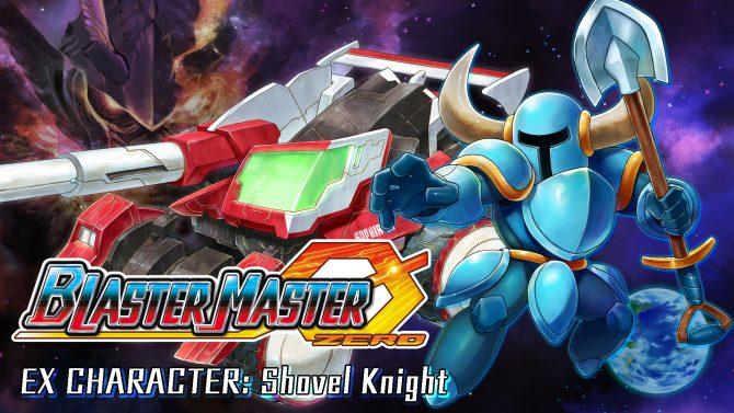 Blaster Master Zero بیش از ۱۰۰٫۰۰۰ بار دانلود شده است + Shovel Knight دردسترس قرار دارد