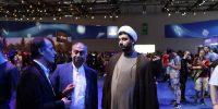 دو نماینده مجلس شورای اسلامی از نمایشگاه گیمزکام آلمان بازدید کردند