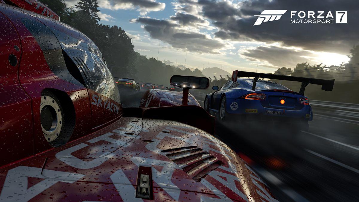 هیچ ماشینی از برند Toyota در Forza Motorsport 7 حضور نخواهد داشت