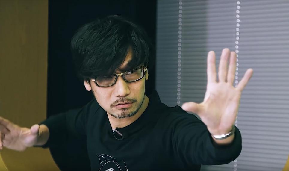 کوجیما از توسعه Death Stranding، کوجیما پروداکشنز و همکاری با سونی میگوید