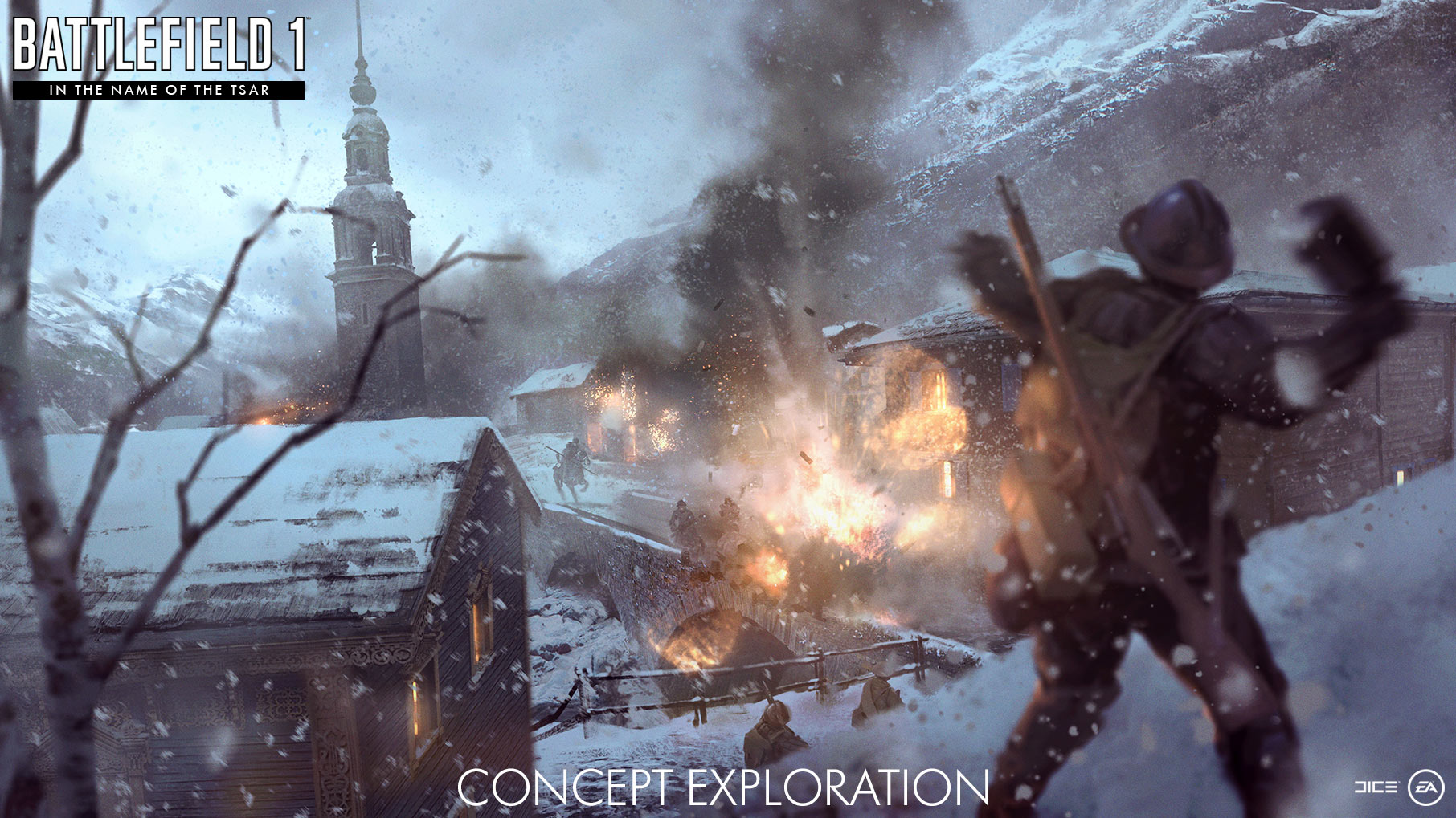هرآنچه که باید از بسته الحاقی In the Name of the Tsar عنوان Battlefield 1 بدانید