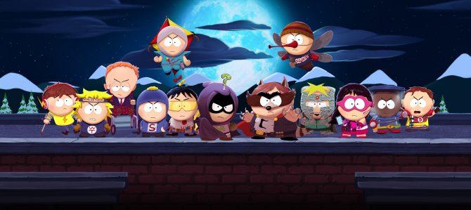 سیستم مورد نیاز South Park: The Fractured But Whole مشخص شد