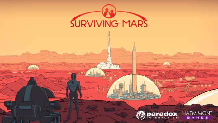 Gamescome 2017   تریلر جدیدی از عنوان Surviving Mars منتشر شد