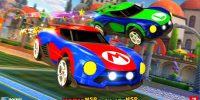 تماشا کنید: نسخه نینتندو سوییچ بازی Rocket League، ماشینهای ماریو و متروید دارد