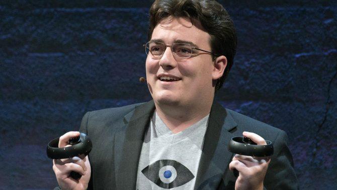 پالمر لاکی خالق Oculus VR، شرکت جدیدی در زمینه واقعیت مجازی تاسیس کرد
