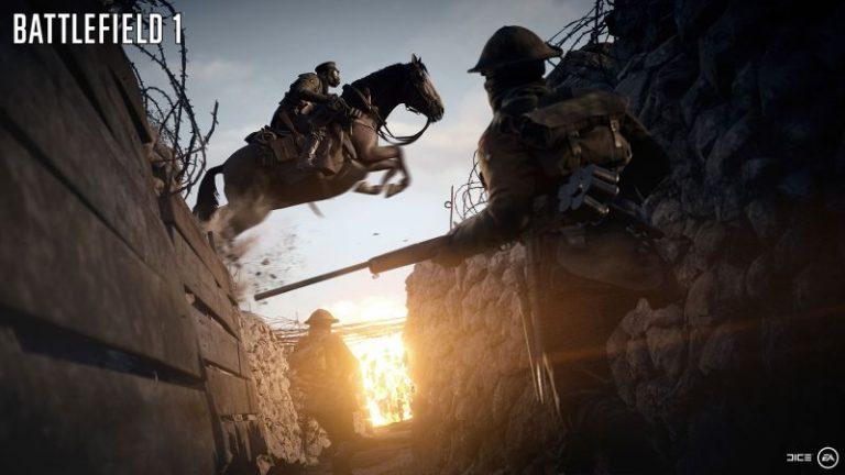 جدیدترین بروزرسانی بازی Battlefield 1 منتشر شد