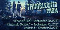 Thimbleweed Park به نینتندو سوئیچ و گوشیهای هوشمند نیز راه مییابد