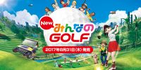 صدرنشینی Everybody's Golf در جدول فروش بخش ژاپن PSN
