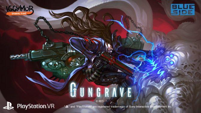 TGS 2017   عنوان Gungrave برای واقعیت مجازی پلی استیشن ۴ معرفی شد