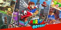 نمرات عنوان Super Mario Odyssey  منتشر شد