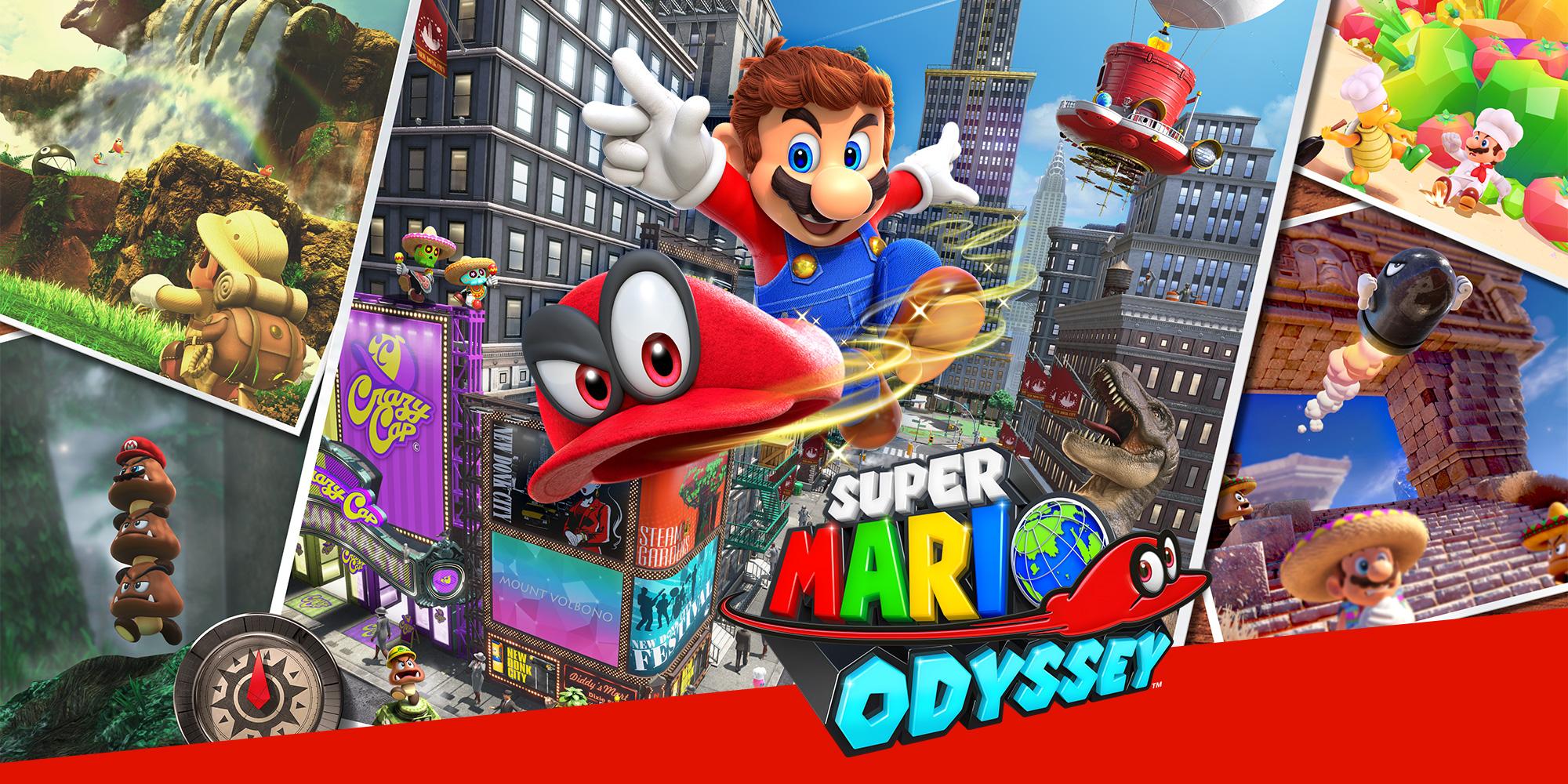 تماشا کنید: تریلری جدید از گیم پلی بازی Super Mario Odyssey منتشر شد