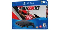 از باندل پلی استیشن ۴ عنوان NBA 2K18 در کشور کانادا رونمایی شد