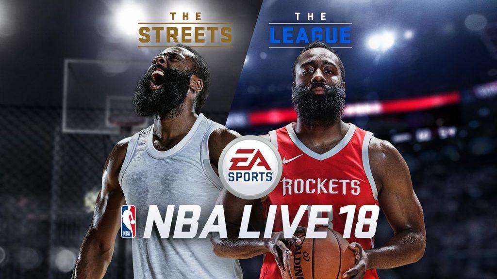 نمرات NBA LIVE 18 منتشر شد