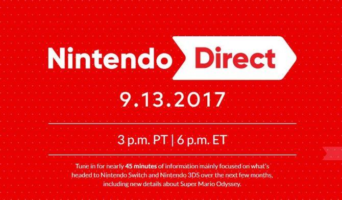 نمایش Nintendo Direct جدیدی بهزودی برگزار میشود